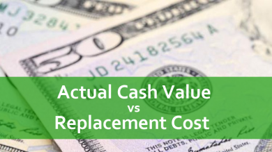 actual cash value vs. replacement cost home insurance boca raton